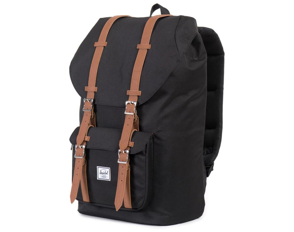 Herschel Supply Little America Backpack, Side