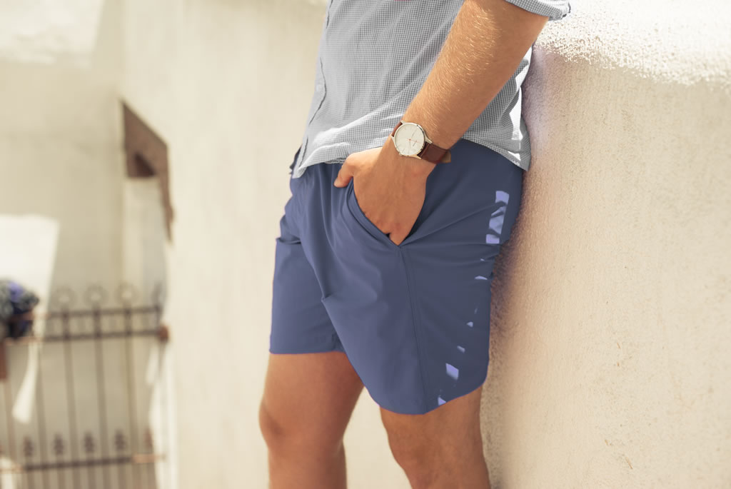 High-Quality Men's Running Shorts by Spuds Apparel