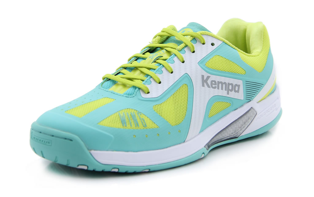Kempa Women's Wing Lite Handball Shoes, Midsole