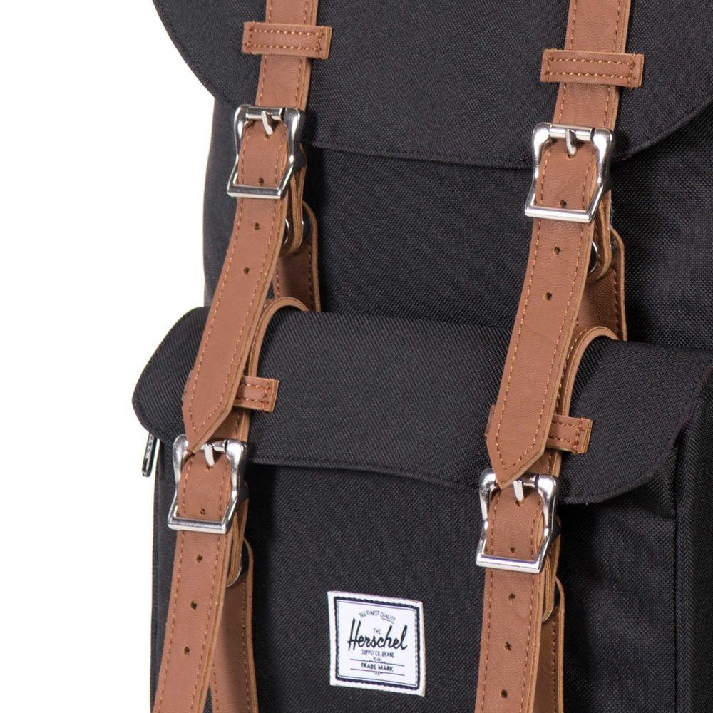 Little America Backpack by Herschel Supply, Magnetic Strap