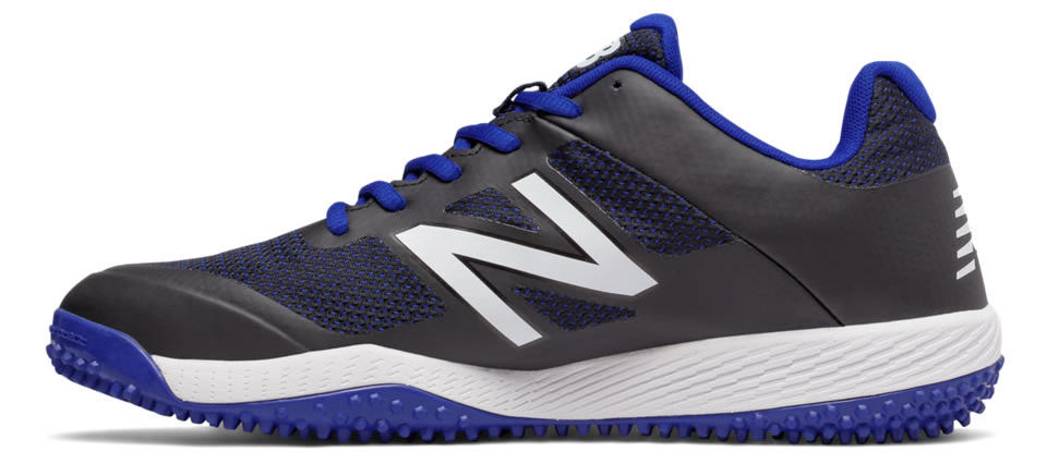 New Balance men's baseball turf shoes, Side