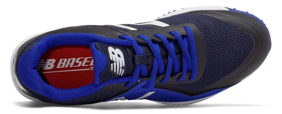 New Balance men's baseball turf shoes, Tongue