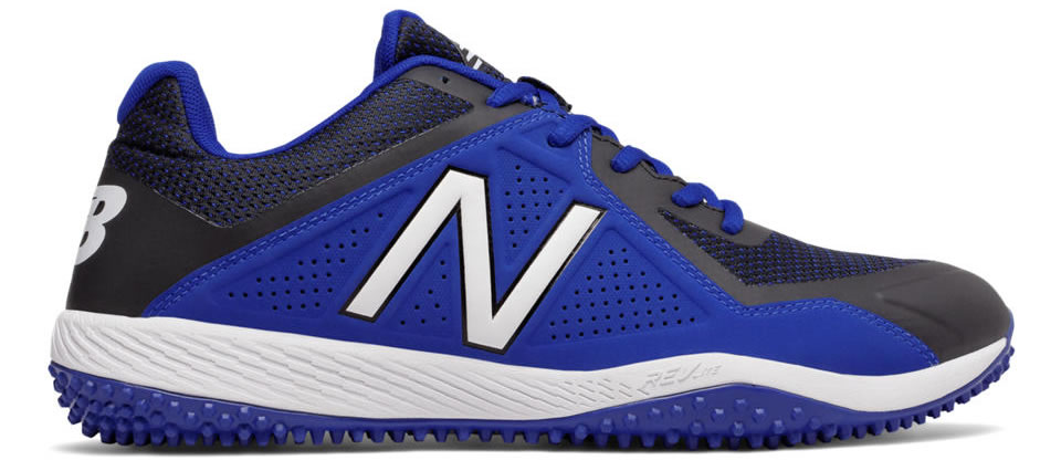 New Balance men's baseball turf shoes