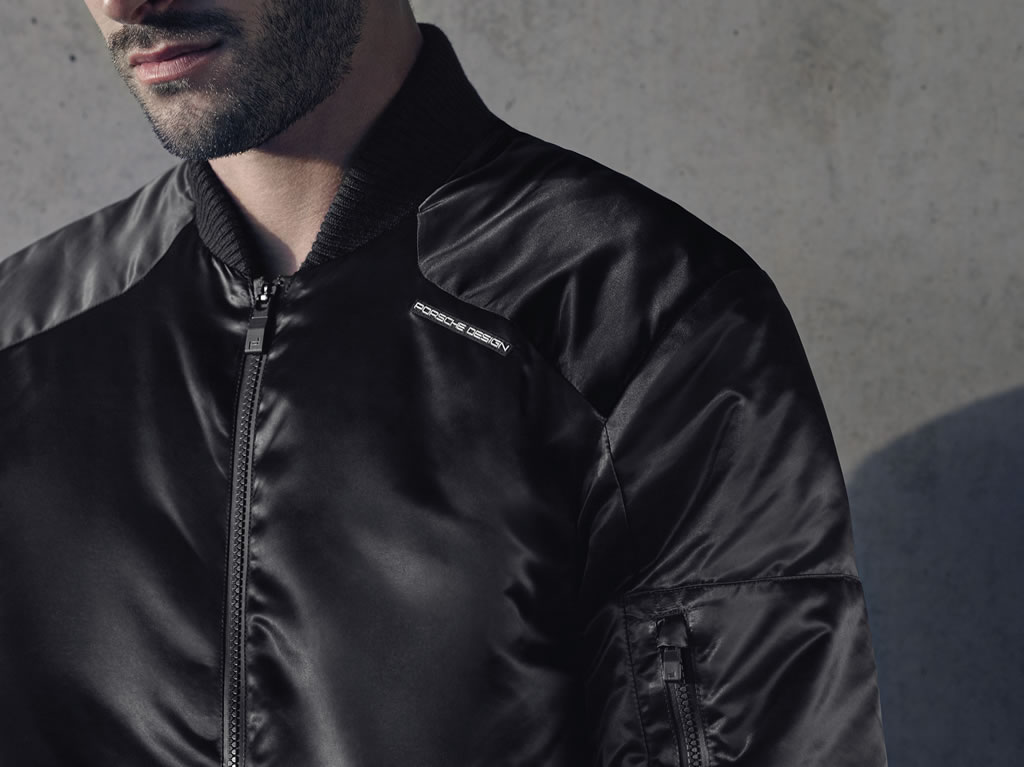 Porsche Design FW 2017 Collection, Bomber Jacket