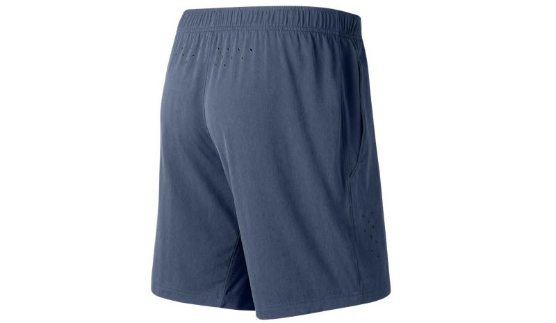 Tournament 9In Tennis Shorts by New Balance, Back