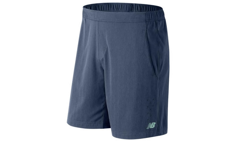 Tournament 9In Tennis Shorts by New Balance