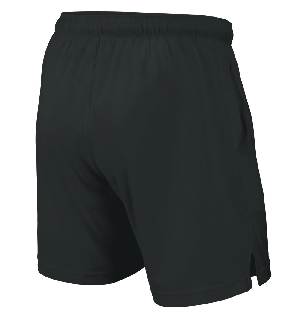 Wilson Rush 7 Inch Woven Tennis Shorts, Back