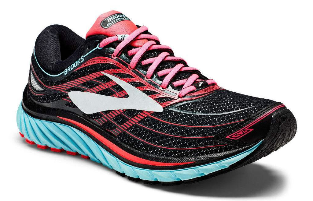 Women's Glycerin 15 running shoes by Brooks