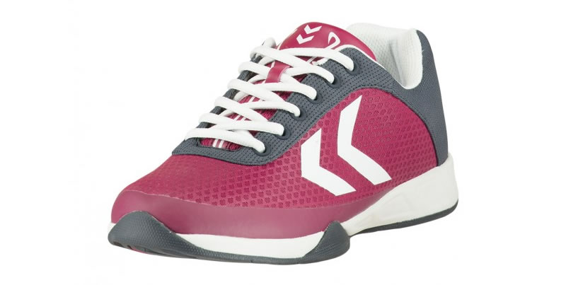 Women's ROOT Play Adult shoes by Hummel, Midsole