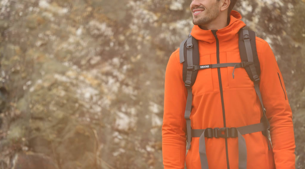 XY37 Super-Functional Jacket with 30 Features