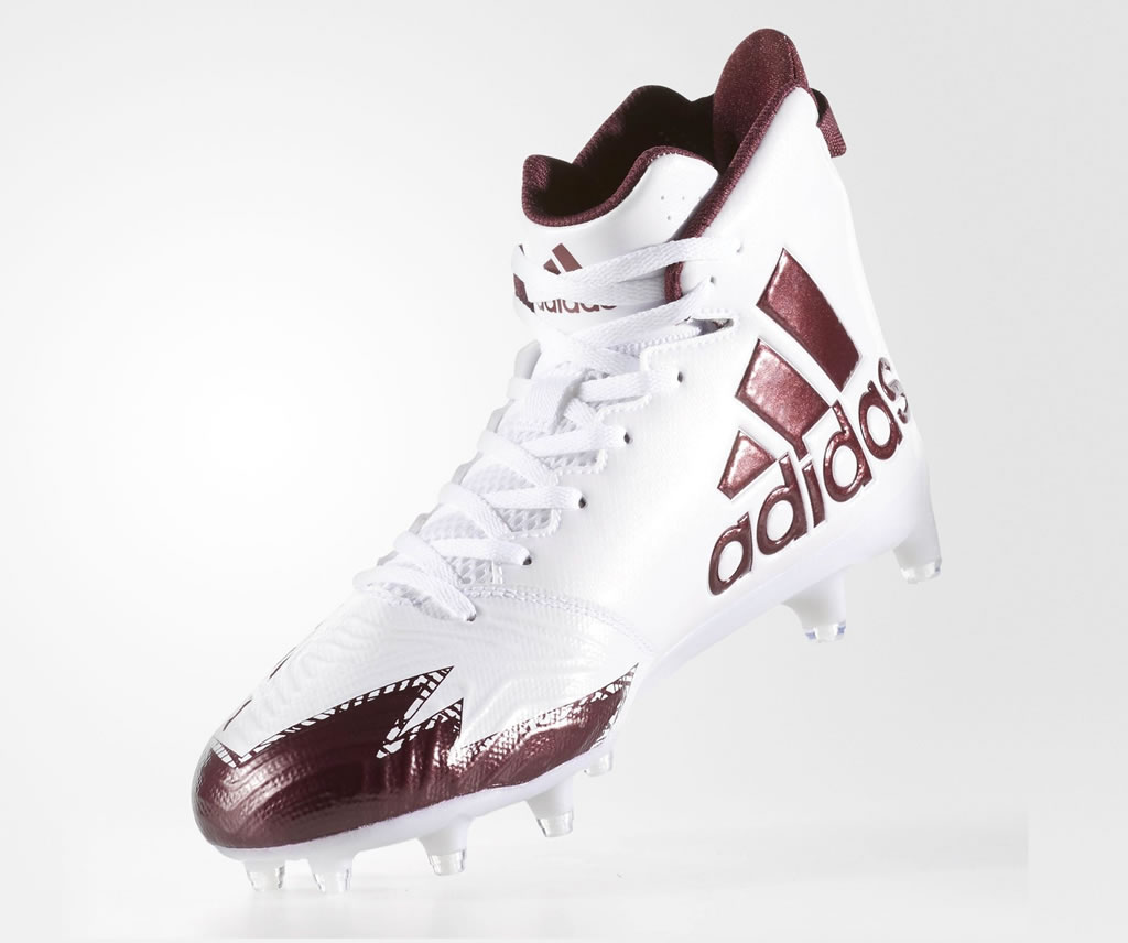 Adidas Freak X Carbon Mid Cleats, Upper
