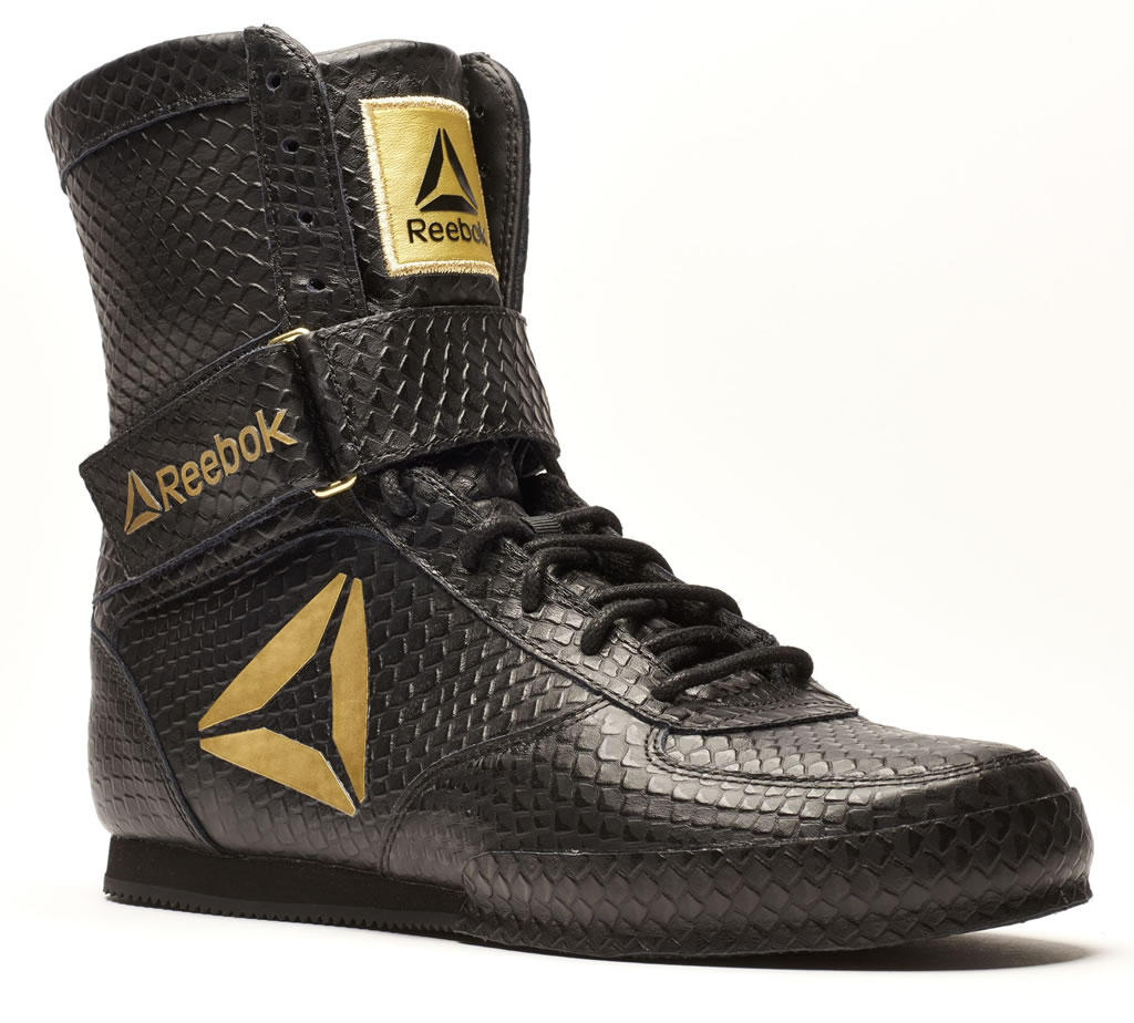 Black Reebok Boxing Boot - Legacy LTD
