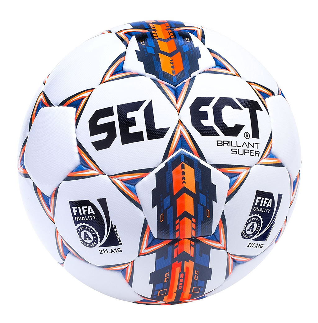 Brilliant Super Soccer Ball by Select