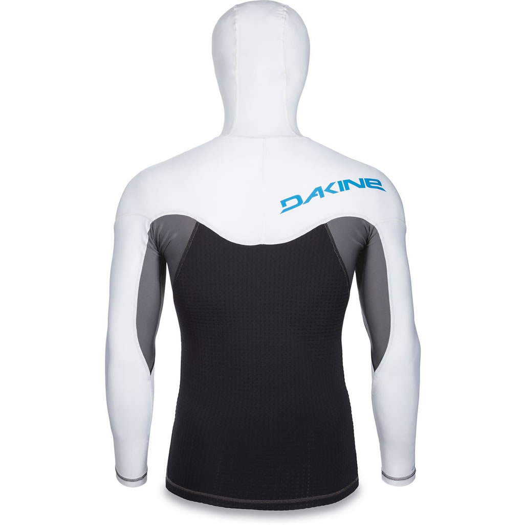 Dakine hooded rash guard for men