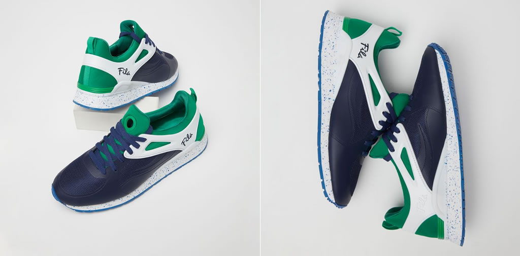 Have A Look At These Men's Heritage Shoes & Sneaker By Fila!
