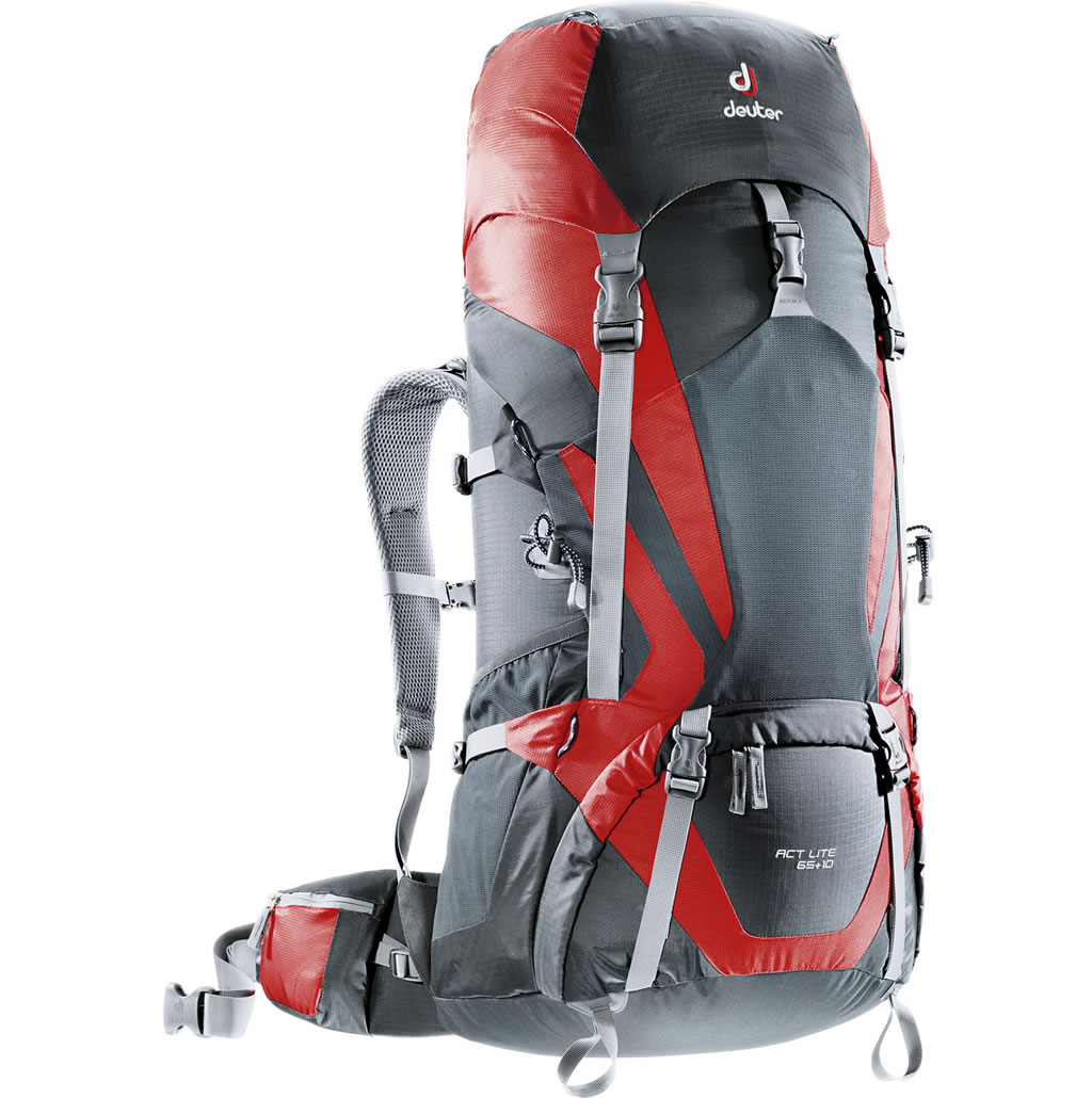 Lightweight backpack by Deuter