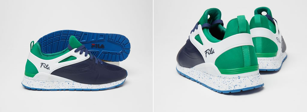 Men's Overpass 2.0 Fusion Shoes by Fila