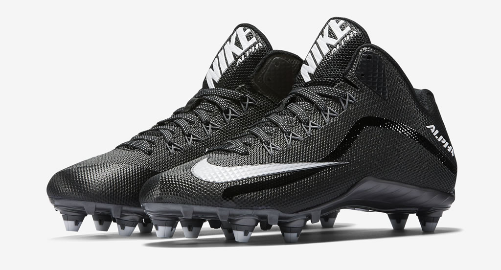 Nike Alpha Pro 2 3 4 D Men's Football Cleat