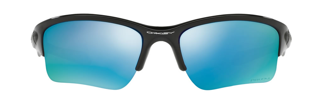 Oakley Quarter Jacket PRIZM Deep Water Polarized Sunglasses