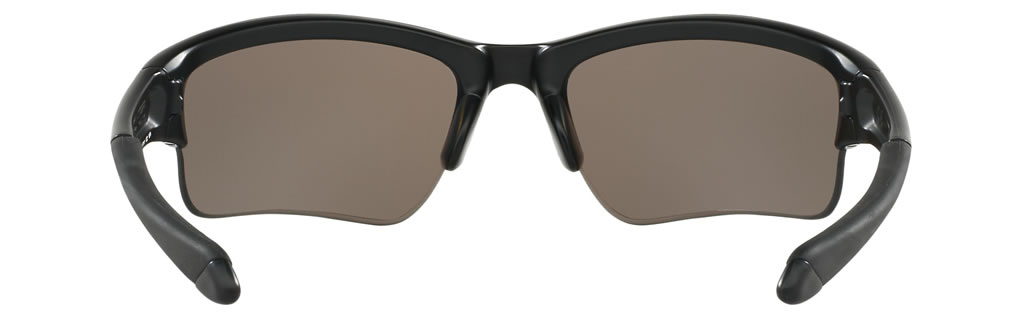 Polarized baseball sunglasses for youth by Oakley, Frame