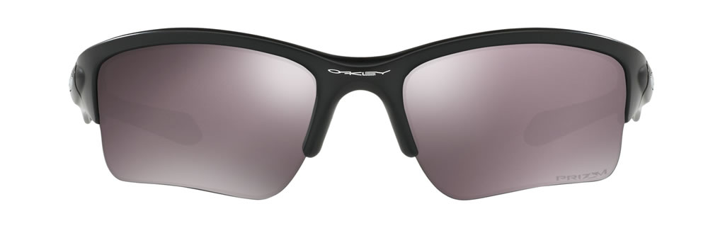 Polarized baseball sunglasses for youth by Oakley, Lens