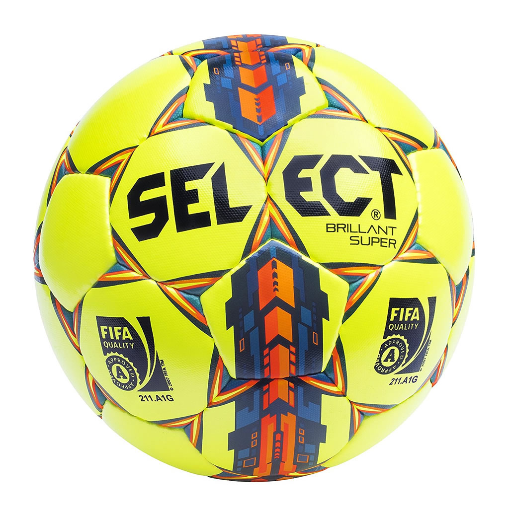 Select Brilliant Super Soccer Ball