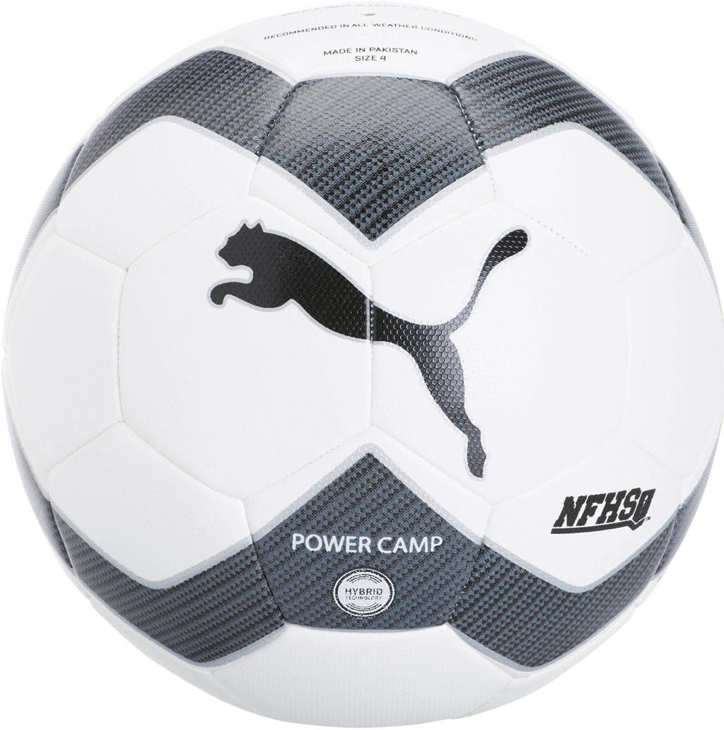 Training soccer ball from Puma