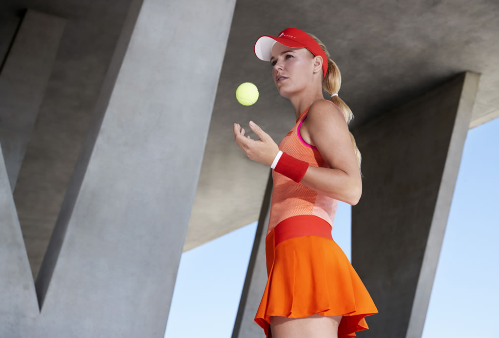 US Open Collection 2017, Caroline Wozniacki