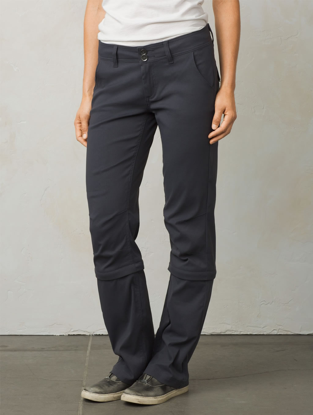 Women's Halle Convertible Pant by Prana
