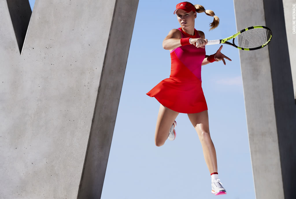 adidas by Stella McCartney Unveils New Tennis Collection For 2017 US Open