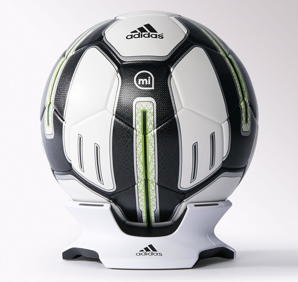 miCoach Smart Soccer Ball by Adidas