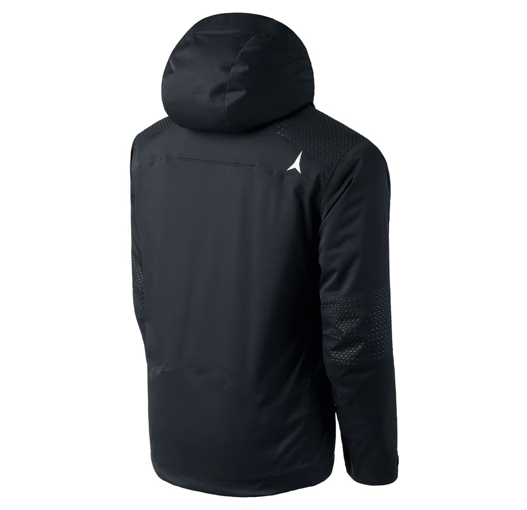 Atomic insulated jacket for Men, Back