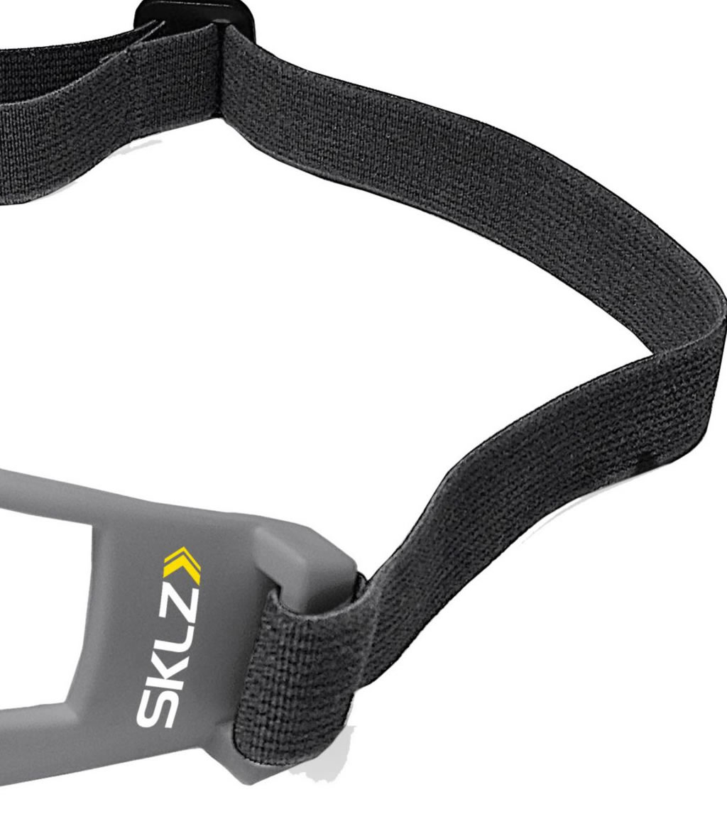 Basketball dribble goggles by SKLZ, Elastic Strap