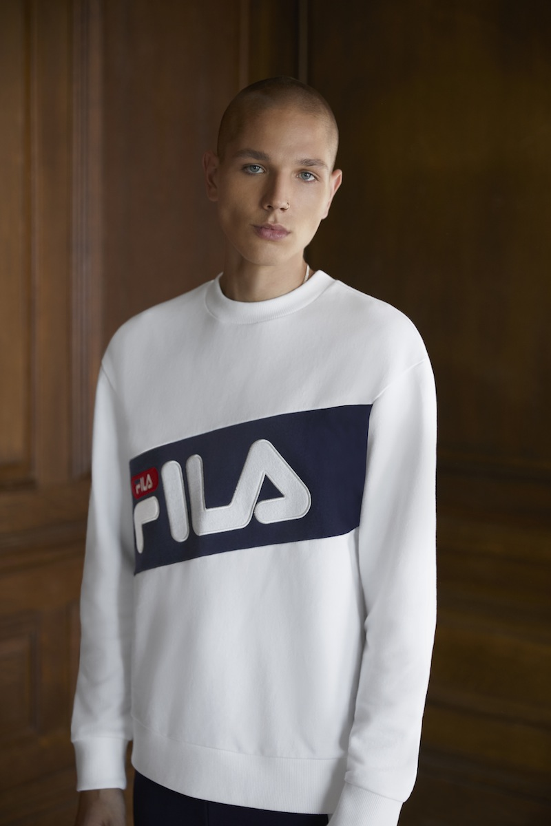 Fall Winter 2017 Collection by FILA