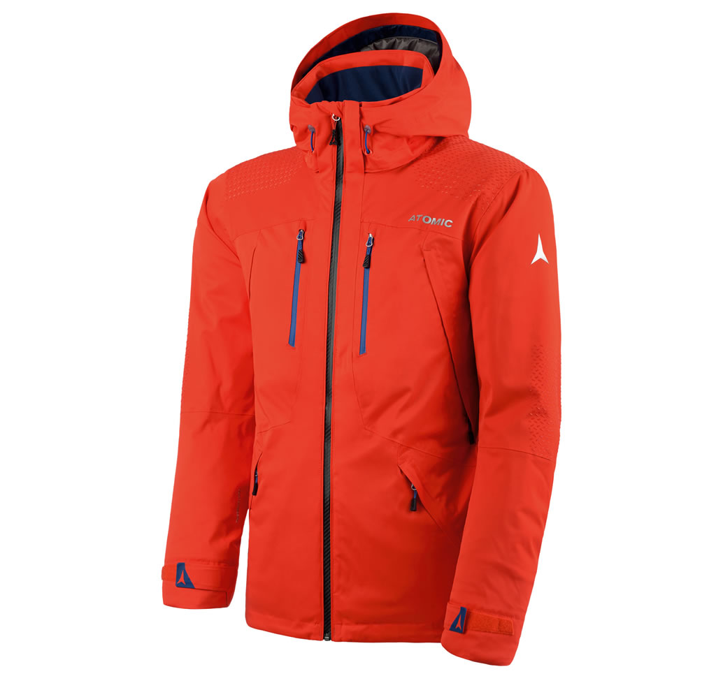 Insulated ski jacket for men by Atomic