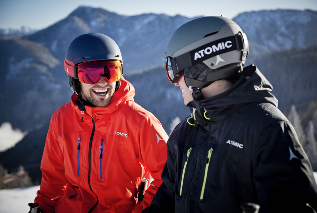 The Atomic Alps Insulated Jacket For Men and Women