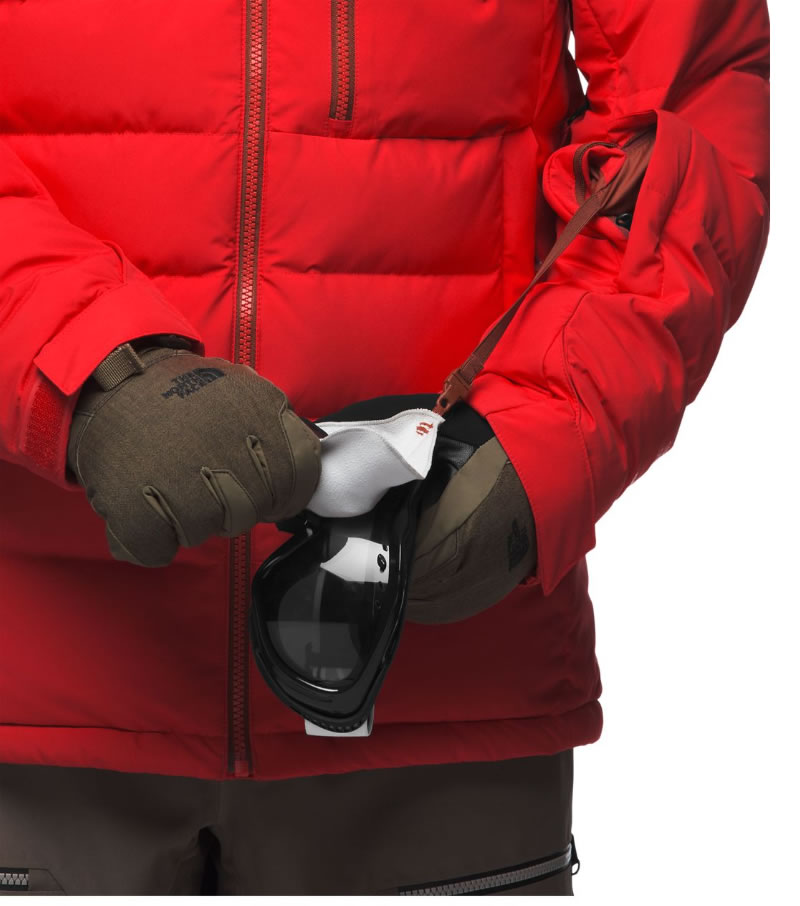 The North Face Corefire Down Jacket, Pocket