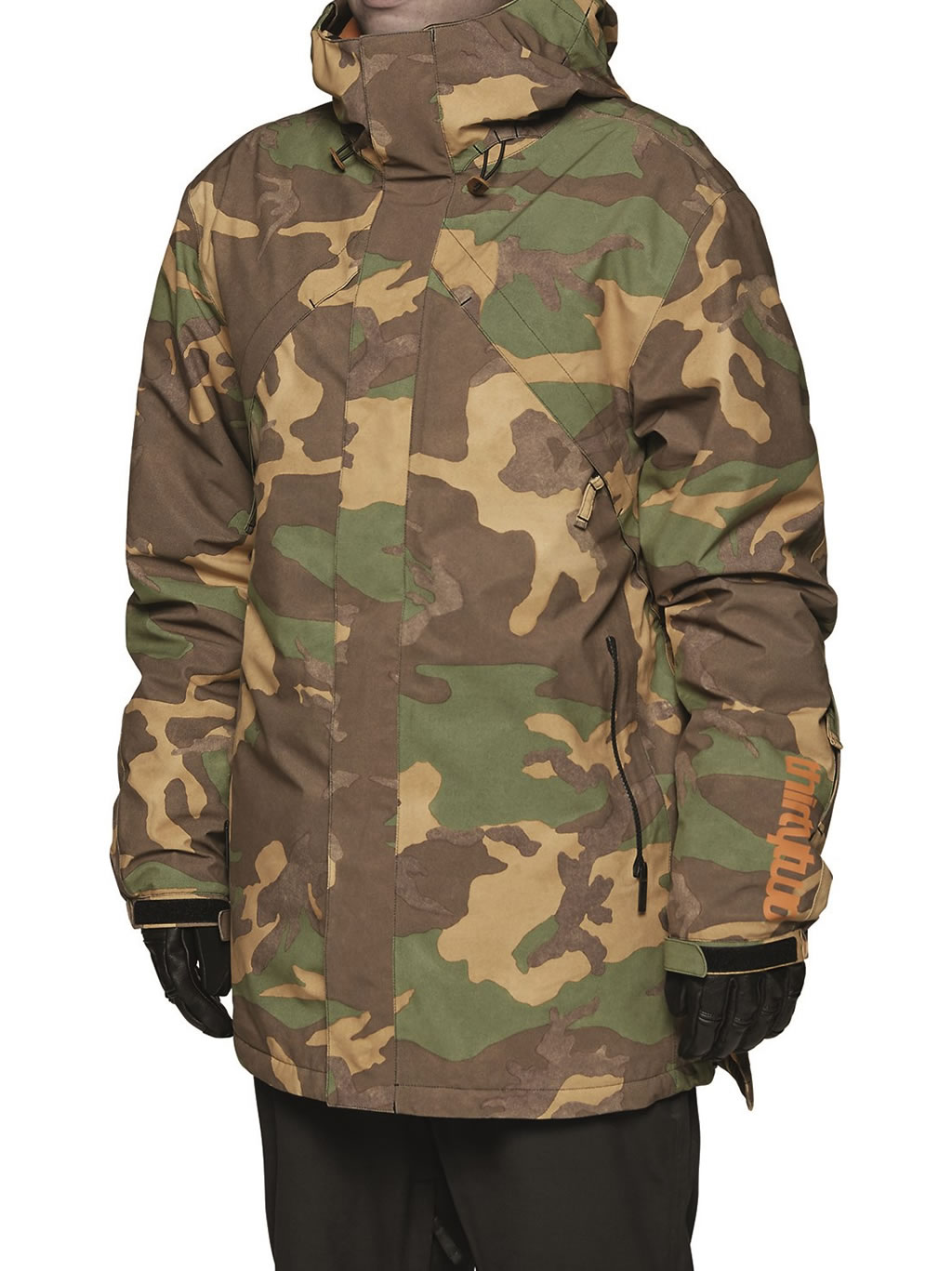 Thirtytwo Echelon Snowboard Jacket for Men