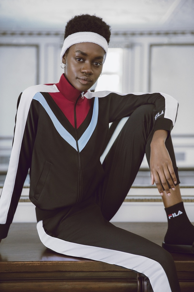 Women's Tracksuit, Fall Winter 2017 Heritage Lookbook by FILA