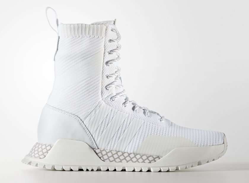 AF 1.3 Primeknit Boots by Adidas Originals, Side