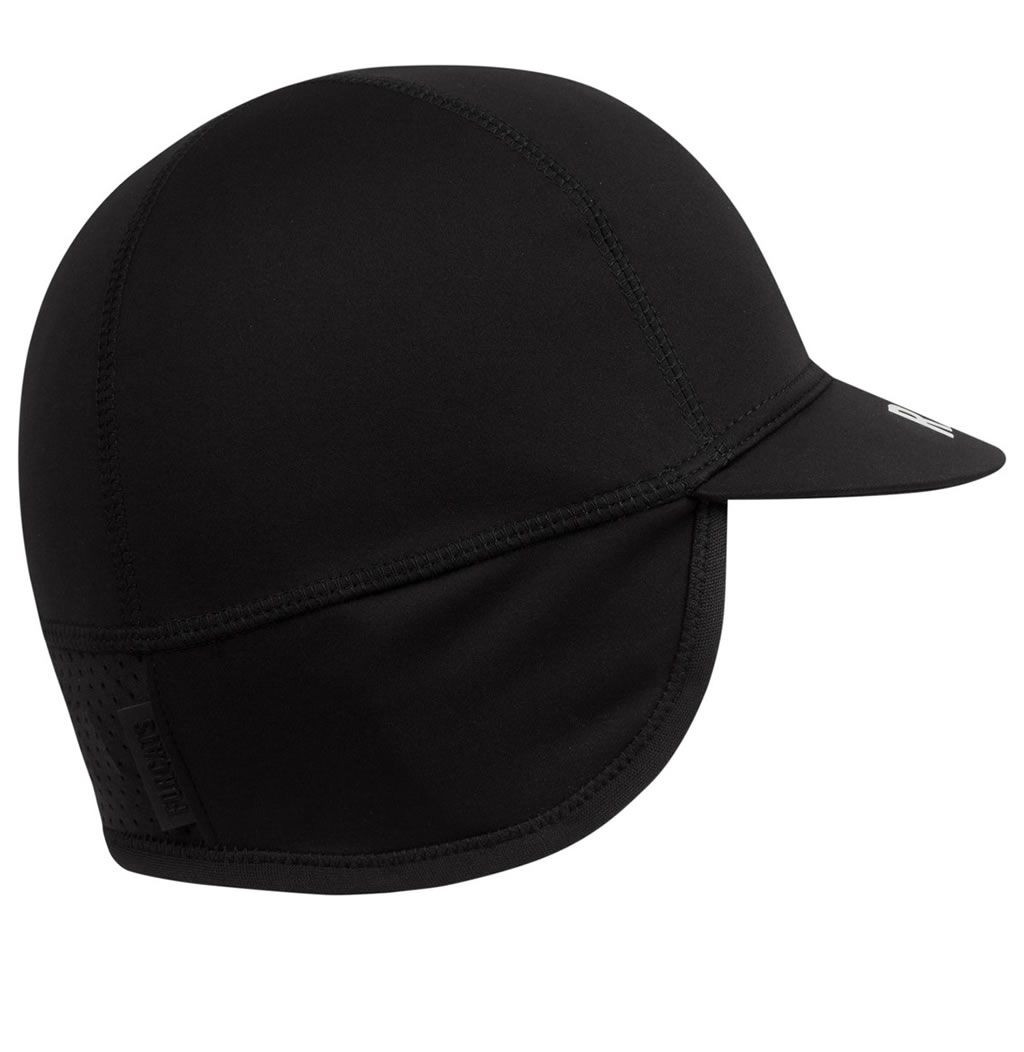 e99f4ff2512 Black Pro Team Winter Cycling Hat by Rapha
