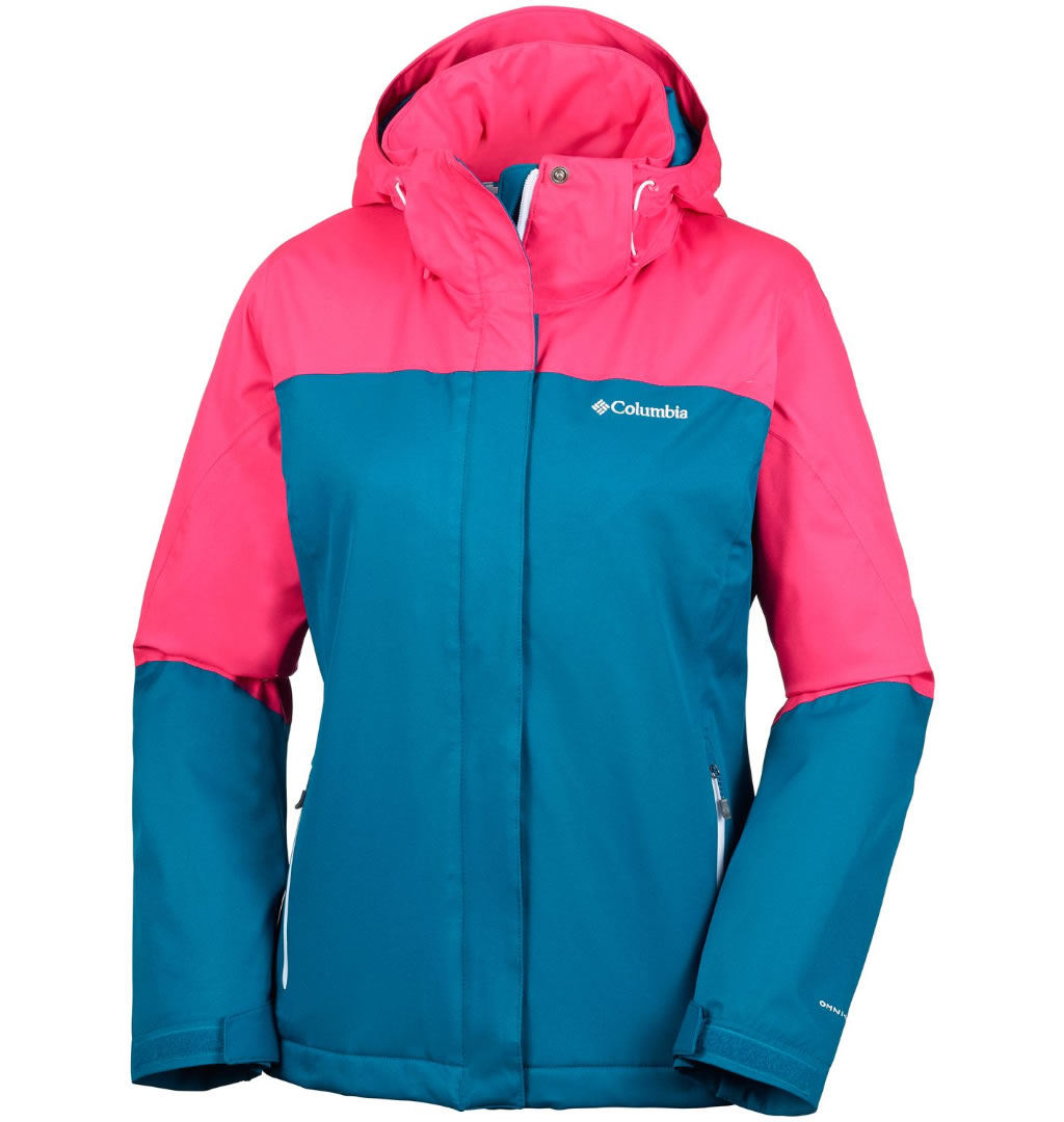 Columbia Everest Mountain Jacket, Front