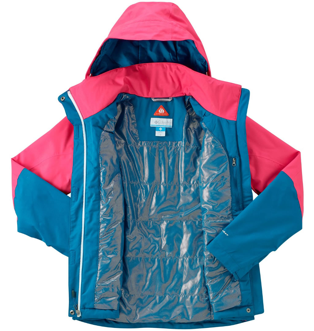 Columbia Everest Mountain Jacket for Women