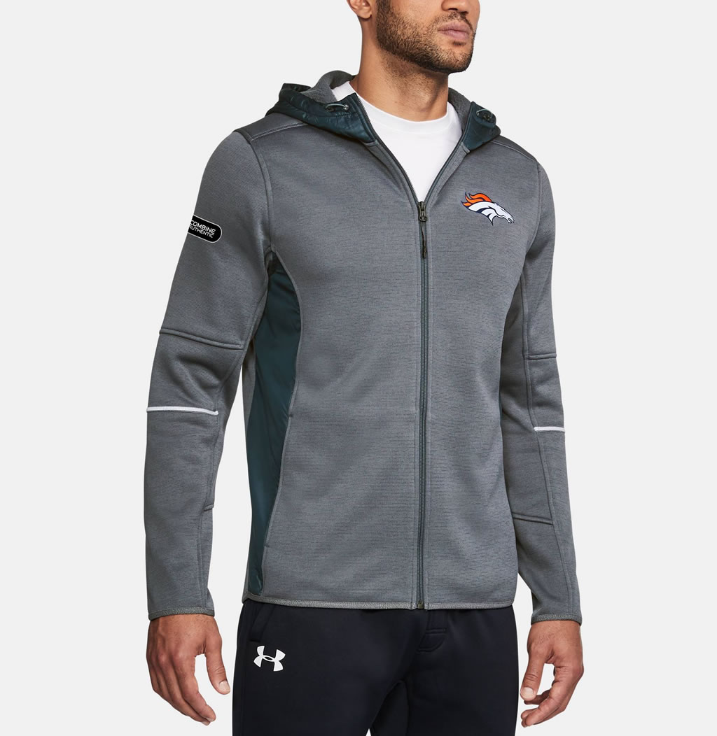 NFL Combine Authentic UA Storm Swacket