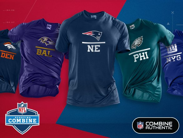 NFL's Combine Authentic Collection by Under Armour
