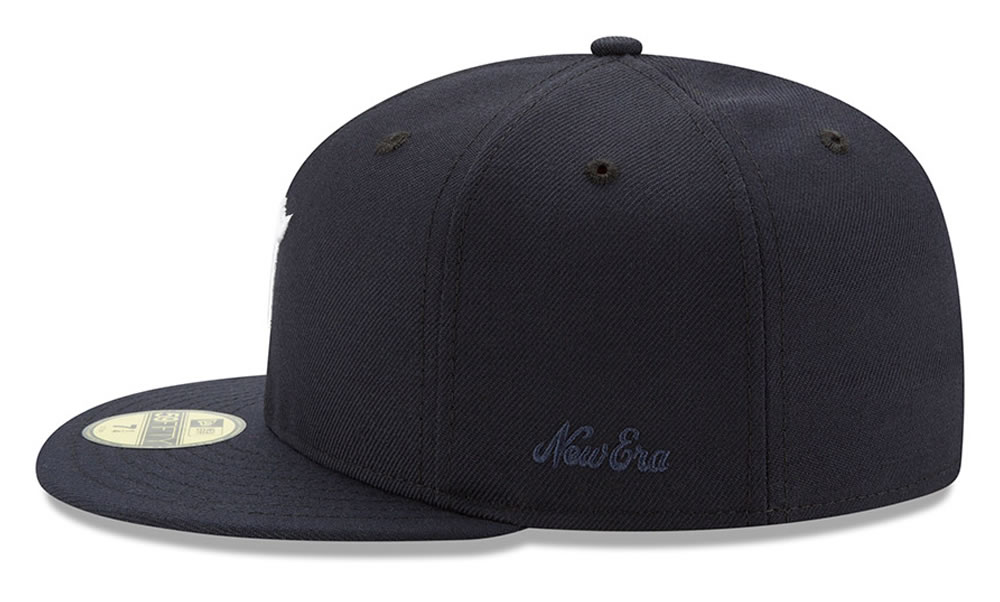 Navy 59FIFTY Baseball Cap by New Era X Fear of God