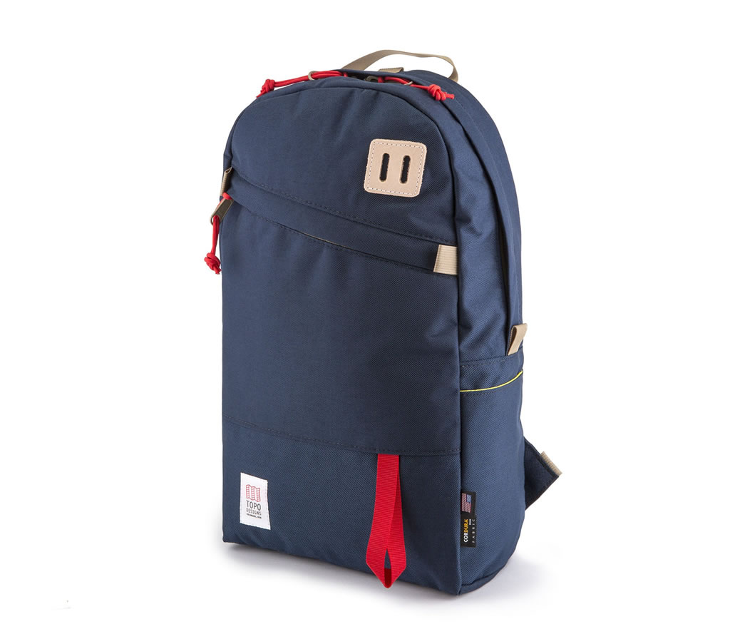 Navy Daypack by Topo Designs