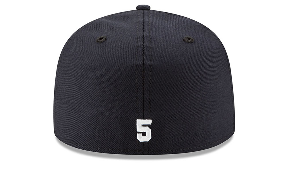 New Era X Fear of God Navy 59FIFTY, Back