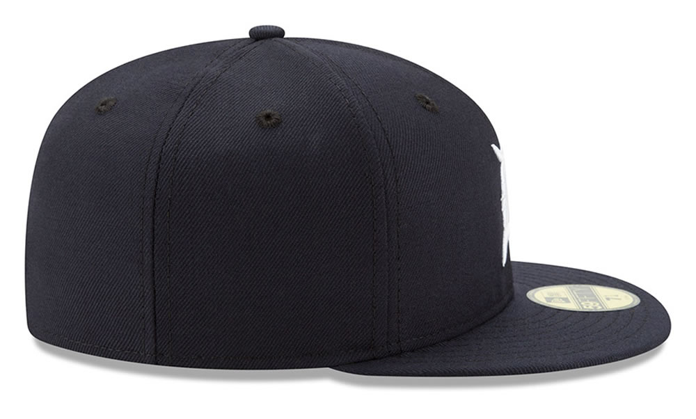 New Era X Fear of God Navy 59FIFTY, Side