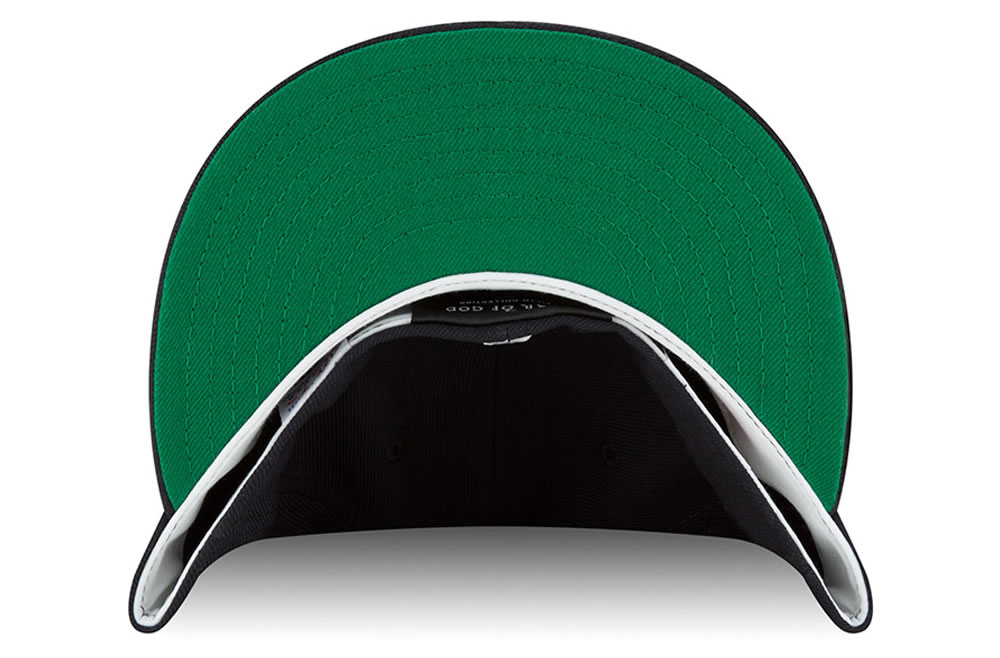 New Era x Fear of God Baseball Cap, Green Undervisor